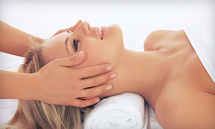 Island Day Spa - Flour Bluff: $60 for a Mother's Day in Paradise Spa Package with Facial, Massage, Pedicure, and Makeup Application at Island Day Spa ($140 Value)
