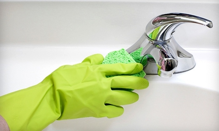 Tina's Touch Cleaning Services - Downtown Boerne: $49 for $125 Worth of House-Cleaning Services from Tina's Touch Cleaning Services