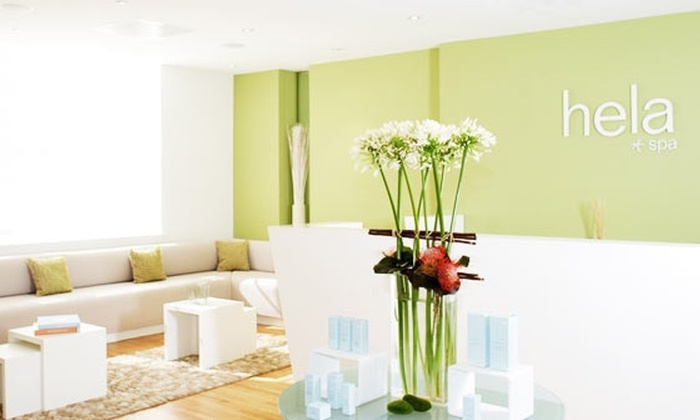 Hela Spa/ Ted Gibson - Georgetown: Pamper Your Nails or Revitalize Your Skin at Hela Spa