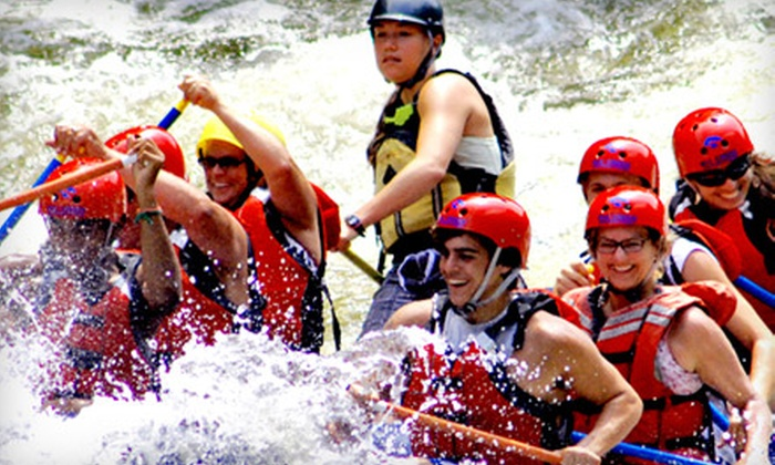 Big Creek Expeditions - Hartford: $35 for a Pigeon River Whitewater-Rafting Trip and Photo CD from Big Creek Expeditions in Hartford (Up to $73.95 Value)