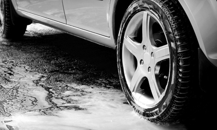 Lexington Auto Spa - Liberty Area: $12 for a Full-Service Car Wash at Lexington Auto Spa ($25 Value)
