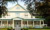 The Stanford Inn - Bartow: $150 for a One-Night Bed-and-Breakfast Package for Two at The Stanford Inn in Bartow (Up to $314.39 Value)