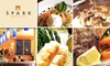 Barrel And Ashes - Beverlywood: $10 for $25 Worth of Food at Spark Woodfire Grill in Beverly Hills