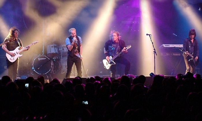 Bourbon Street venue The Quarter - Baltimore: $10 for One Ticket to UFO Concert at Bourbon Street's The Quarter on Wednesday, May 11, at 8 p.m. (Up to $25 Value)
