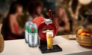 The Sub: THE SUB Rouge Edition y 2 HEINEKEN TORPS de 2 litros cada uno por 64 € en vez de 180,98 €