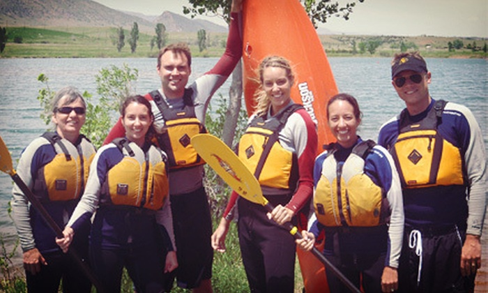 Renaissance Adventure Guides - Washington Park West: Single-Day Introduction to Kayaking Lesson for One or Two at Renaissance Adventure Guides (Up to 51% Off)