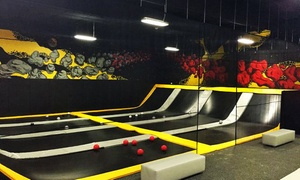Up to 50% Off Jump Time or Party at Area 51 Extreme Air Sports at Area 51 Extreme Air Sports, plus 6.0% Cash Back from Ebates.