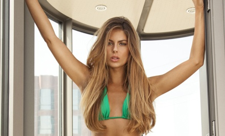 $20 for Three Spray Tans at Hollywood Glamour ($45 value)