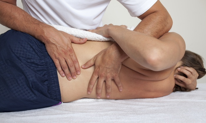 Power House Chiropractic - Aurora: 60-Minute Therapeutic Massage, Exam, and Spinal Adjustment from Power House Chiropractic & Wellness Center (70% Off)