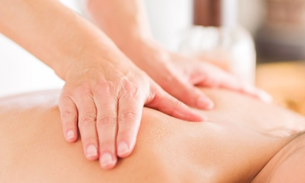 $35 for a 60-Minute Deep-Tissue Massage with a Sugar Scrub from Spa Avea at Skin Deep ($95 Value)