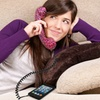 Retrophone Handset for Mobile Devices