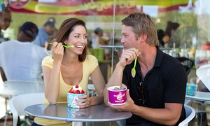 Menchie's Frozen Yogurt - Shoppes of Centennial: $6 for $10 Worth of Frozen Yogurt at Menchie's Frozen Yogurt