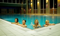 Spa Day Pass with Hot Drink and Danish Pastry for Two at Forest Pines Hotel & Golf Resort