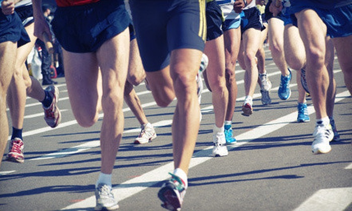 USRA Half Marathon Series - Barnstable Town: 5K or Half Marathon for One or Two on Sunday, May 5 from USRA Half Marathon Series (Up to 63% Off)
