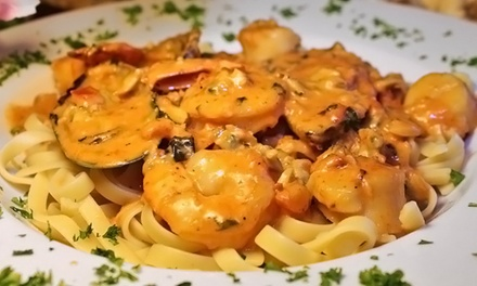 $15 for $25 Worth of Italian Food at Mangia Italiano on Third