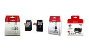 Canon Ink Cartridge Multi-Packs