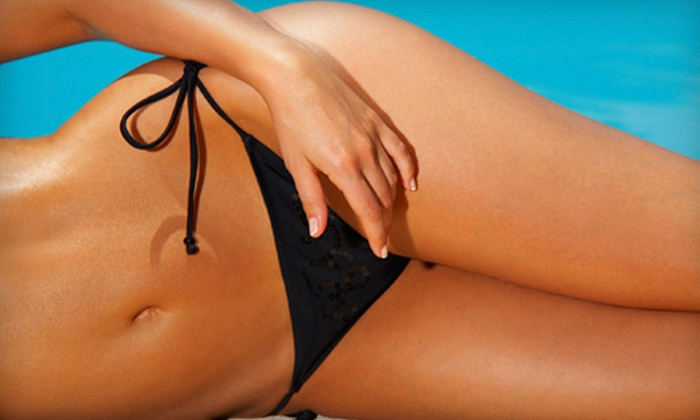 nourAesthetics - Abbott Loop: One or Two Brazilian Waxes at nourAesthetics (Up to 55% Off)