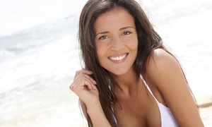 All-Natural Bronze: Up to 53% Off Custom Spray Tans at All-Natural Bronze