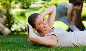 Body By Adonis: One or Two Months of Kiss My Abs Classes at Body By Adonis (Up to 68% Off)