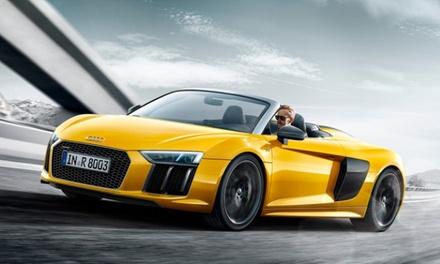 Tagesmiete Audi S6 oder Audi R8