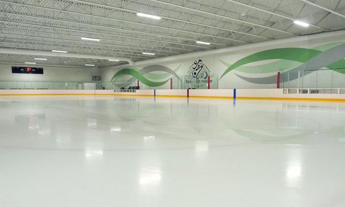 Brentwood Ice Rink - Brentwood: Admission and Ice-Skate Rental for Two, Four, or Six at Brentwood Ice Rink (Up to 50% Off)