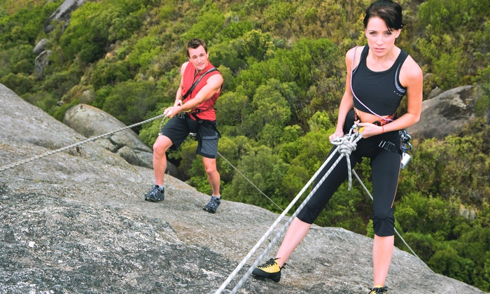 Northeast Mountain Guiding - Tinicum: Introductory Rock-Climbing Course for Two or Four from Northeast Mountain Guiding (Up to 63% Off)