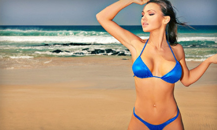 The Laser Cafe - Hillcrest: Up to 83% Off Laser Hair-Removal Treatments