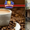 BCB Company - Midtown: $8 for Five Large Espresso Drinks at Big City Bagels & Deli (Up to $20 Value)