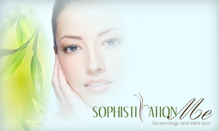 Sophistication ME - Northeast Arcadia Lakes: $50 for $125 Worth of Med Spa Services at Sophistication ME