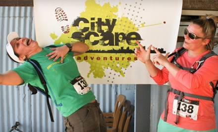 Two Tickets for Entry for Race on Sat., Dec. 17 at 11AM (a $108 value) - CityScape Adventures in Phoenix