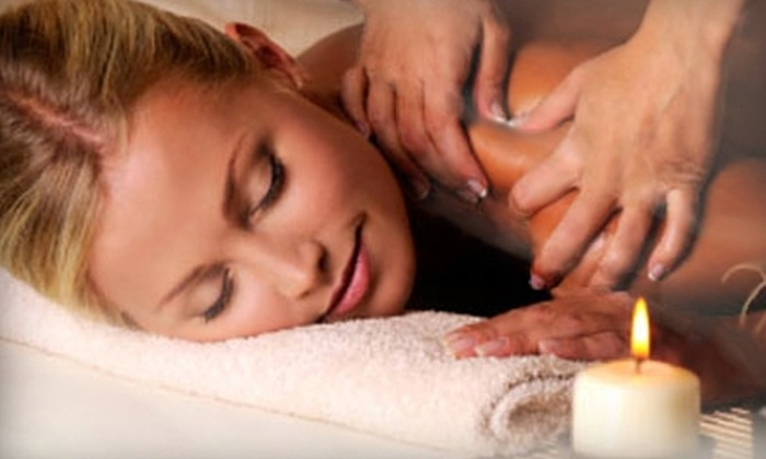 Relaxation Station - Ingleside: $50 for a One-Hour Swedish Massage, Facial, and Seaweed Mud Wrap at the Relaxation Station ($100 Value)