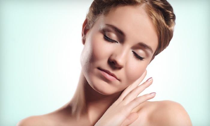 Tricoci University of Beauty Culture - Multiple Locations: Five Basic Facials or Five Mani-Pedis at Tricoci University of Beauty Culture (Up to 51% Off)