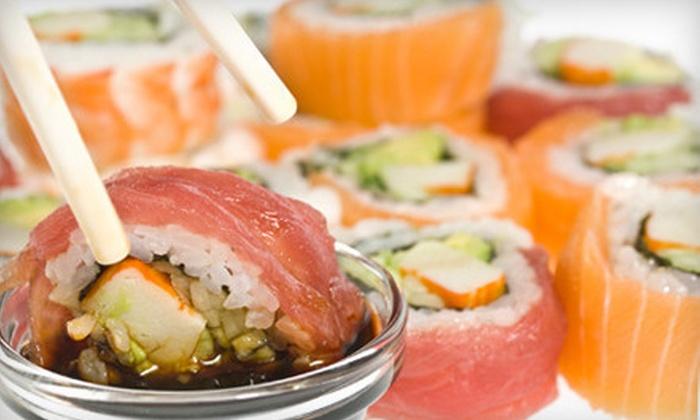 Sushi Ichi Japanese Restaurant - Setauket-East Setauket: $10 for $20 Worth of Sushi and Pan-Asian Cuisine at Sushi Ichi Japanese Restaurant in East Setauket