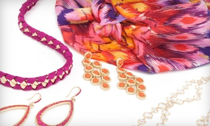Send the Trend: $29 for $60 Worth of Fashion Accessories from Send the Trend