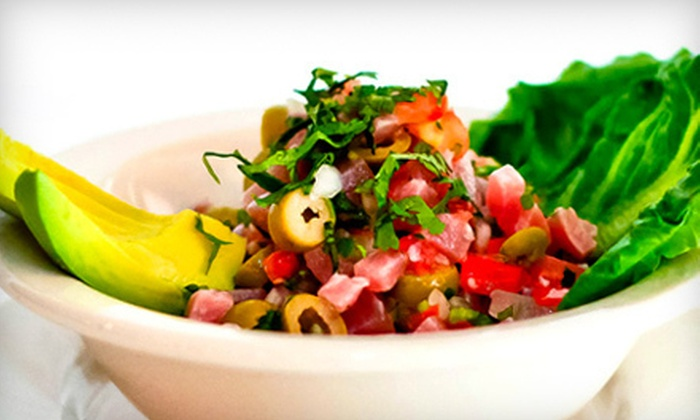 Sombrero Restaurant - Hell's Kitchen,Midtown,Midtown West,Theatre District: $30 Worth of Spanish and Mayan Cuisine