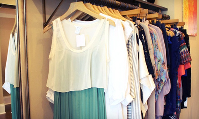 Fifteen22 Boutique - New Orleans: $40 for $80 Worth of Designer Women's Apparel at Fifteen22 Boutique