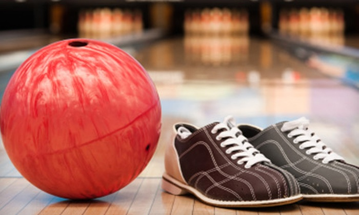 Cowtown Bowling Palace - Fort Worth: $19 for Two Games of Bowling with Shoe Rental for Four People at Cowtown Bowling Palace (Up to $48 Value)