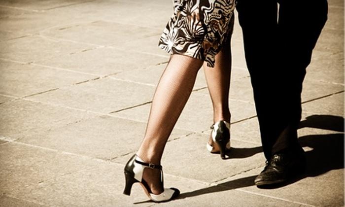 Mandeville Ballroom - Mandeville: Four-Week Dance Class for Individual or Couple at Mandeville Ballroom
