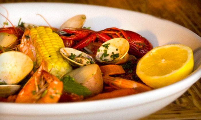 Café Roux - Park Place: $12 for $25 Worth of Cajun Cuisine and Drinks at Café Roux