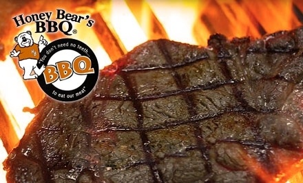 Honey Bear's BBQ: 2824 North Central Ave. in Phoenix - Honey Bear's BBQ in Phoenix
