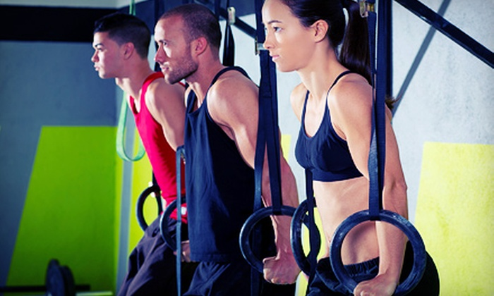 CrossFit 3816 - Eagle Industrial Park: 12 Classes or One or Two Months of Unlimited Classes at CrossFit 3816 (Up to 77% Off)