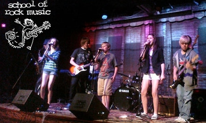 School of Rock - Multiple Locations: $10 for Two Tickets to School of Rock Show ($20 Value)