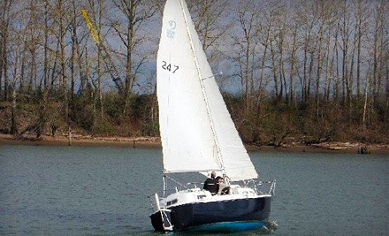 Scovare Expeditions: 50-Minute Introduction to Sailing Lesson - Scovare Expeditions in Portland