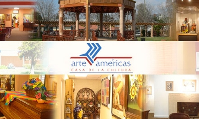 Arte Américas Cultural Museum - The Cultural Arts District: $25 for a One-Year Family Membership or $15 for an Individual Membership to Arte Américas Cultural Museum (Up to $50 Value)