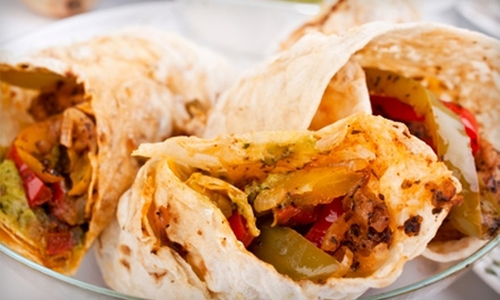 Diego's Burritos - San Angelo: $3 for $6 Worth of Casual Mexican Fare at Diego's Burritos