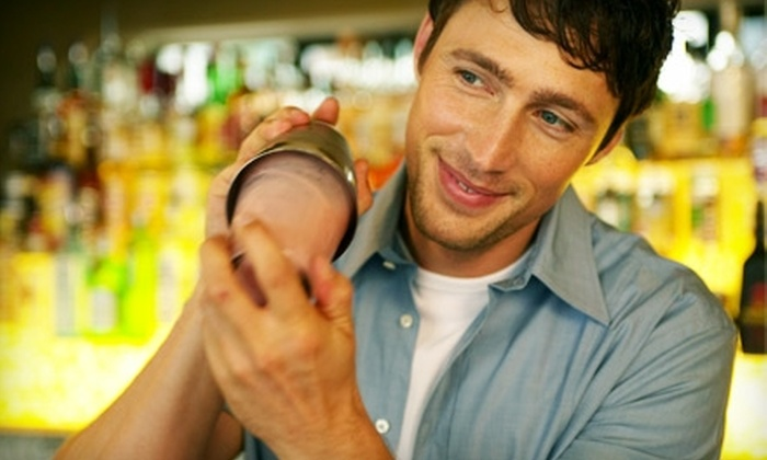 San Diego Bartending School - Allied Gardens: $75 for a Four-Hour Bartending Course at San Diego Bartending School ($149 Value)