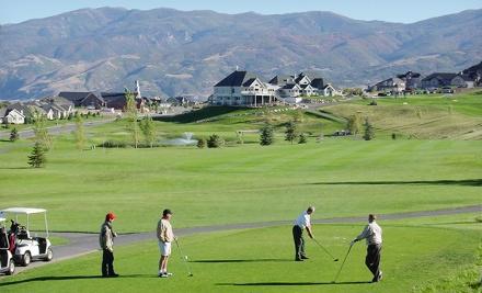 Eaglewood Golf Course - Eaglewood Golf Course in North Salt Lake