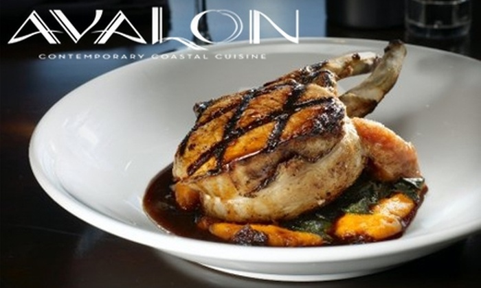 Avalon - South Scottsdale: $25 for $50 Worth of Fine Dining and Drinks at Avalon in Scottsdale