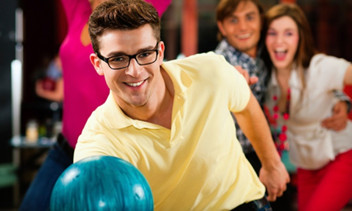 Lightning Strikes - Trussville: Bowling Package for Two or Six or Cosmic Bowling for Six at Lightning Strikes in Trussville