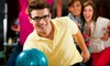 Spare Time Entertainment - Trussville: Bowling Package for Two or Six or Cosmic Bowling for Six at Lightning Strikes in Trussville